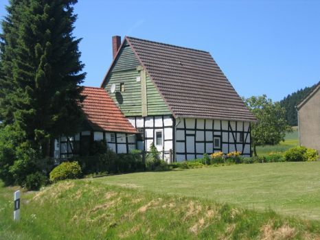 German house