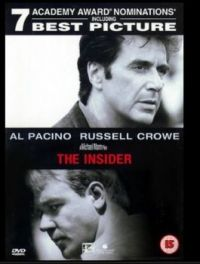 Favorite movies: The Insider