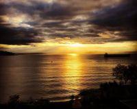 seattle sunset nov 2015