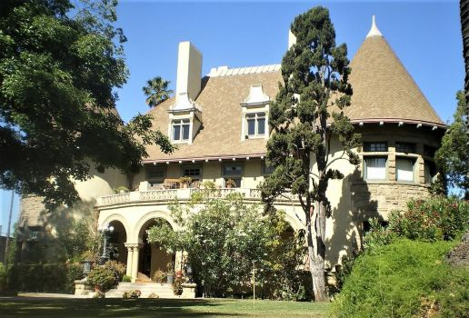 Frederick Hastings Rindge House, Los Angeles