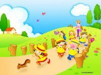 Kindergarten Kiddos