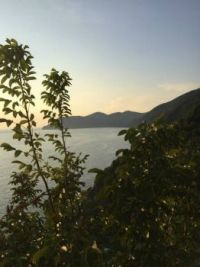 Sunset - Cinque Terre in Italy