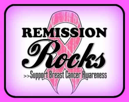 Remission Rocks. . .Help Find a Cure
