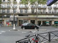 Costa Coffee on Boulevard de Sébastopol, Paris