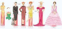 Paper Doll  ~  Betty Hutton +