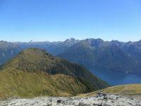 Mt Luxmore - NZ