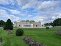 Belvedere Palace - Vienna,Austria.   6049