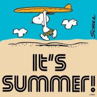 IT'S SUMMER CHARLIE BROWN 2