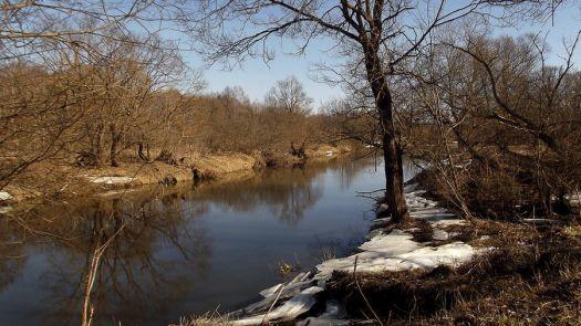 On the river Khmara