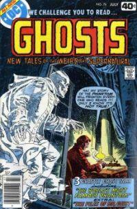 Ghastly Ghost Tales