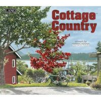 Cottage Country 2020 Wall Calendar Cover