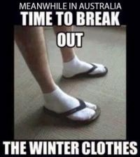 Winter woolies :)