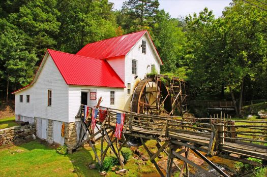 The Old Mill, Cherokee, NC