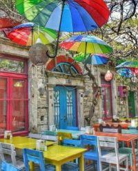 THE RAINBOW CAFE