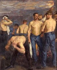 Artist unknown, After the Shift (ca 1900)