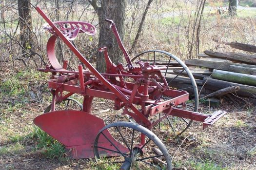 red plow