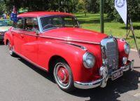 "Mercedes-Benz ""300B"" Limo - 1954"