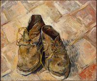 Vincent van Gogh - Shoes - 1888