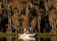 Caddo_Lake in East Texas