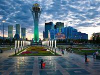 Baiterek Monument, Kazakhstan