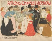 Affiches Charles Verneau poster