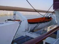 Queen Mary lifeboat