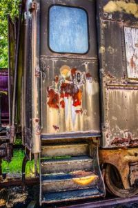 Rusty Carriage