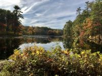 Fisherville Pond Exeter RI