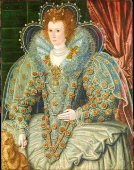 portrait of a noble woman, 1589