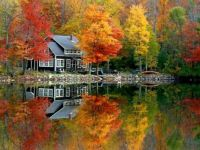 Fall Cottage