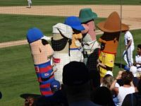 Sausage Race Celebration
