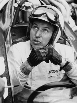John Surtees English F1 champion