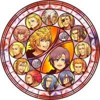 Stained Glass- organization XIII