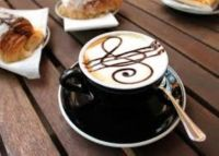 Coffe for music lovers!