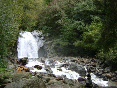 waterfall South Tirol