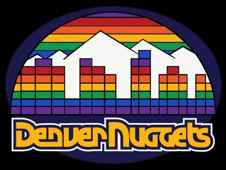 Nuggets Retro Logo