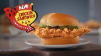 BoJangles New Bo's Chicken SandWich