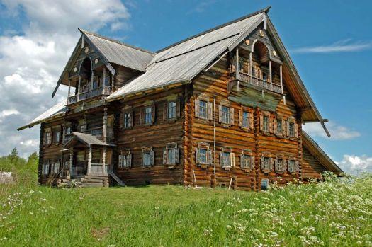 Kizhi Pogost, Karelia, Russia