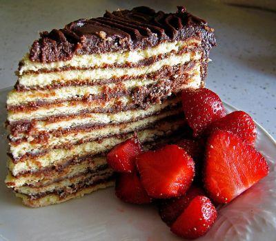 YUMMY DESSERTS SERIES...SMITH-ISLAND CAKE