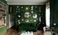 Fornasetti's living room 2