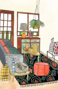 Interior Illustration