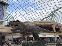 T-Rex at Leeds Trinity
