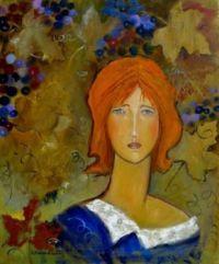 In The Grape Vine - Krystyna Ruminkiewicz