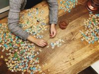 When you can't sleep - make a puzzle