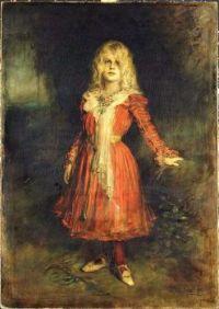 Marion Lenbach, 1900