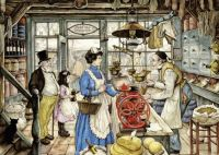 Dutch artist Anton Pieck #7