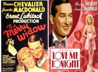The Merry Widow  and Love Me Tonight ~ 1932