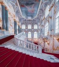 Zimný palác Petrohrad