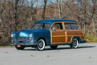 Ford country Squire woody