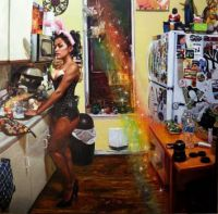 "Natalia Fabia's ""Punk Rock Rainbow"""
